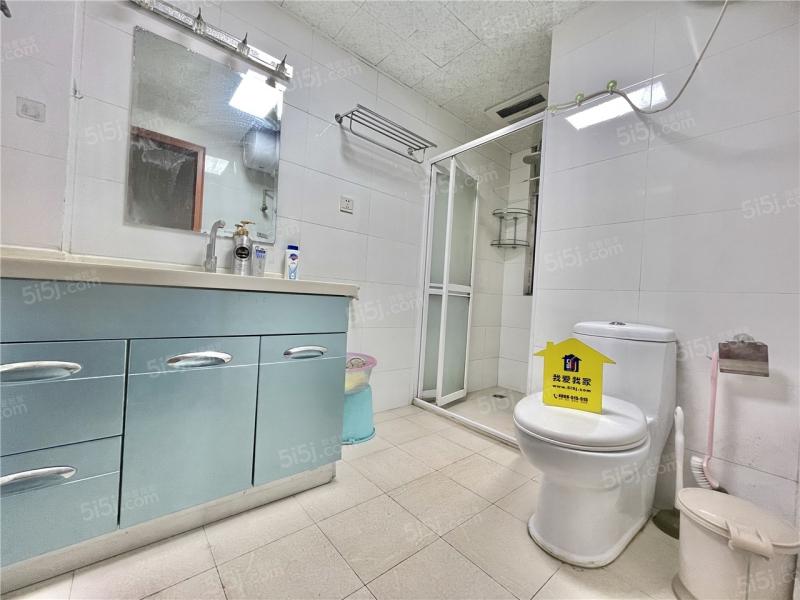 南京我爱我家红山新城,颐和家园,电梯中间小三房,随时可看,水曲柳家具全送第7张图