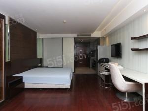 珠江路新街口 凯润金城 居家一室一厅 户型正 房龄新有电梯