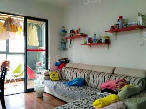 标准套二,户型方正居家装修,可读书
