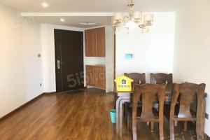 此房为南向二室一厅一卫,建筑面积为89平米。