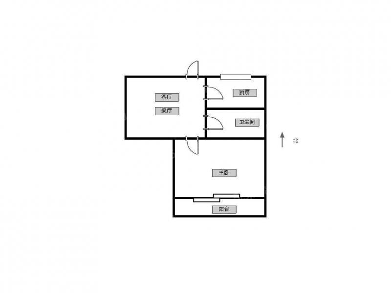 常州我爱我家华润国际旁,丽华二村精装一室 中间楼层,总价底第9张图