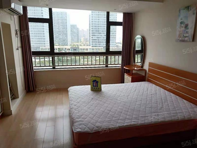 青岛我爱我家万达公馆精装公寓海景紧邻地铁口东向51.33平仅售62万第1张图