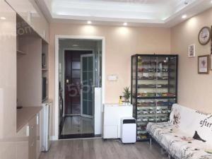 中冶盛世滨江 公寓 全新装修 拎包入住 电梯