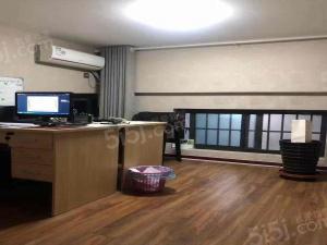 花郡复式精装公寓 可办公
