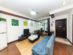 长江绿岛一期,98平方2房 售价150万