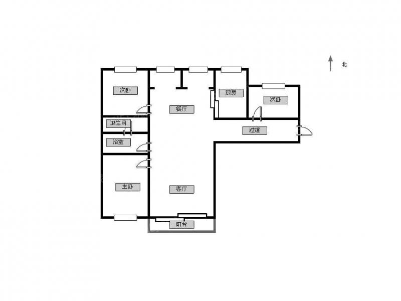 常州我爱我家凤凰城精装三室电梯房 春风三村 金谷华城旁良常实验学 区房第15张图
