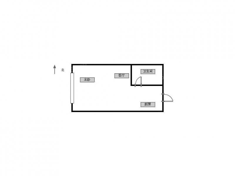 常州我爱我家新北万达旁高端住宅雅居乐星河湾精装公寓拎包入住第8张图