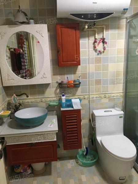 青岛我爱我家香缇树 2室1厅1卫 3200元/月 精装修 95平第7张图